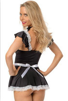 Costum obraznic Maid Costum