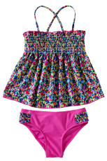 Little Girls 'Boho To Piece Badedrakt Set