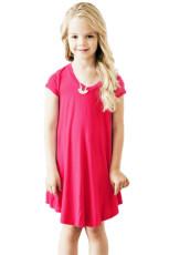 Rosy Cap hihaton tunika mekko pikkuille