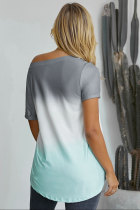 Gray Fade Perfect Ombre Tee