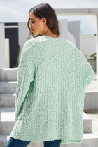 Mints Pebble Beach Textured Cardigan