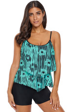 Tóm tắt In Tanky Layered Top Tankini