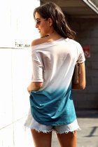 Tee Blue Fade Perfect Ombre Tee