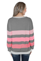 Grey Dreaming of Pullover Spring Top