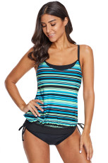 روپوش Blouson Overlay Tankini Swimsuit Top