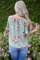 Green Love Stitch Lifetime of Love Top