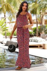 Kuliyek Maxi Dress-a Floral Sor
