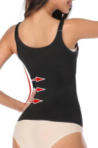 Black Shoulder Strap Waist Trainer