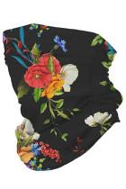 Poppy Floral Multifunksjonelt hodeplagg Ansiktsmaske Hodebånd Neck Gaiter
