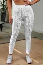 Vit Leggings i perfekt form