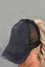 Casquette Multi Level Crisscross Pony