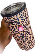 All Leopard Tumbler Cooler