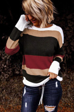Sêwêrê Knit Colorblock Sor