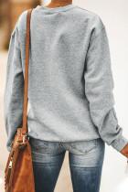 Bertahanlah dengan Sweatshirt Pola kurcaci saya