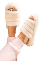 Sandal Aprikot Mewah