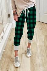 Grønne jakkesæt med løbegang