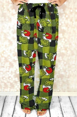 Grinch Christmas Pajamas Pants