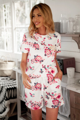 Floral Summer Lounge Set
