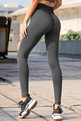 Black High Waist Tik Tok Leggings