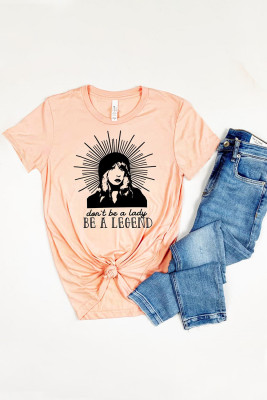 BE A LEGEND Graphic Tee