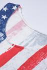تانك توب علم أمريكا بطبعة نجوم