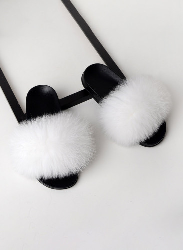 Furry Soft Indoor or Outdoor Slippers