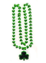 Women's Necklaces Irish Clover St. Patrick's Day Necklace