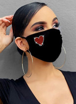 Adults' Mask Cotton Sweatheart Mask