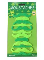 St. Patrick's Day Festival Dress-up Beard Props