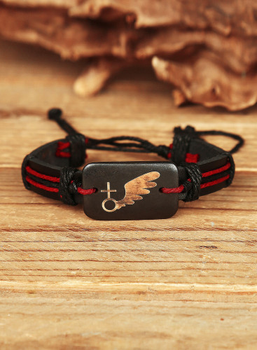 Women's Bracelet Fashion Braided Vintage Bracelet