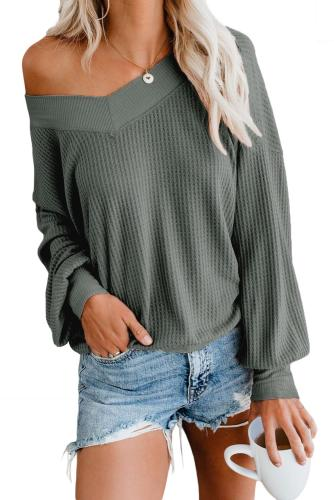Green Our Country Roads Thermal Top