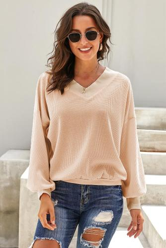 Apricot Our Country Roads Thermal Top